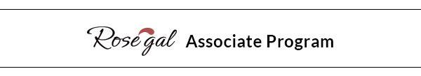 rosegal associate program