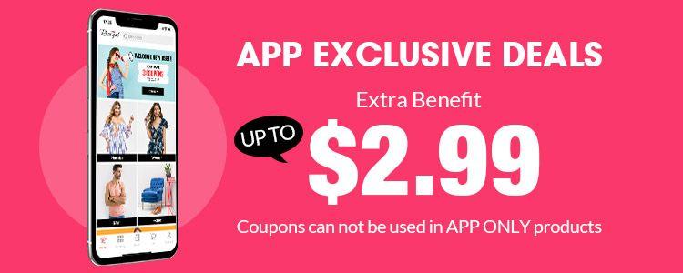 rosegal app-only