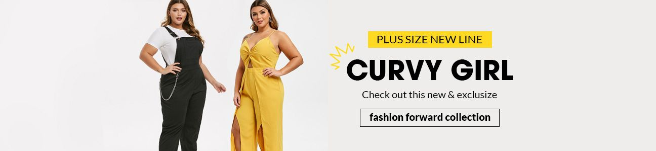 PLUS SIZE NEW LINE