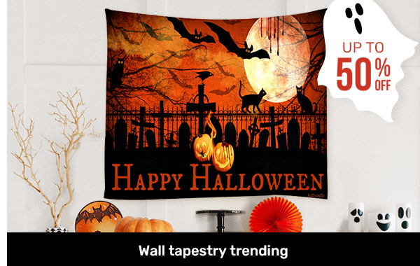 rosegal.com - Up to 50% Off on Wall Tapestry