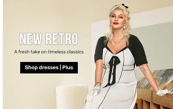 rosegal.com - Get Up to 40% Off on Vintage Dresses