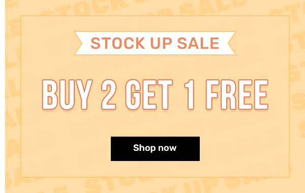 rosegal.com - Buy 2 Get 1 Free on select products