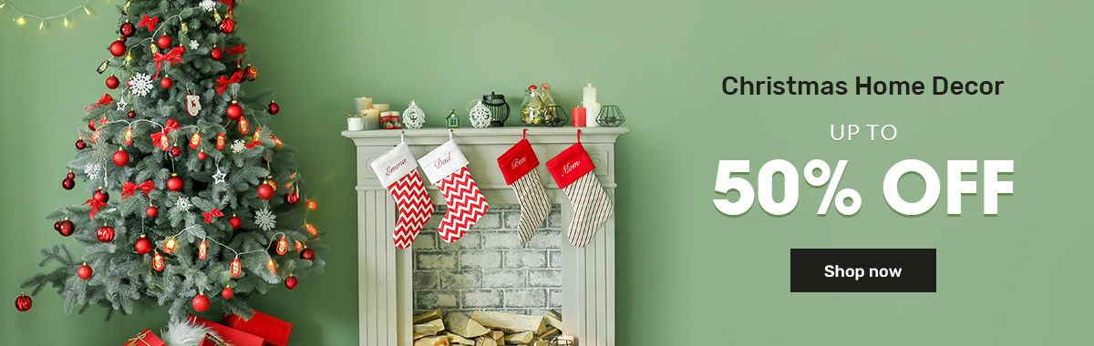 rosegal.com - Get Upto 50% discount on Christmas Decor