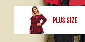 rosegal.com - Upto 40% discount on Plus Size Women's Clothing