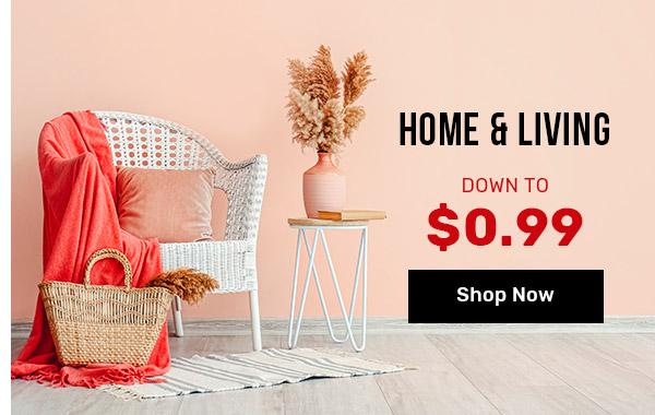 rosegal.com - Home and Living Essentials starting at just $0.99