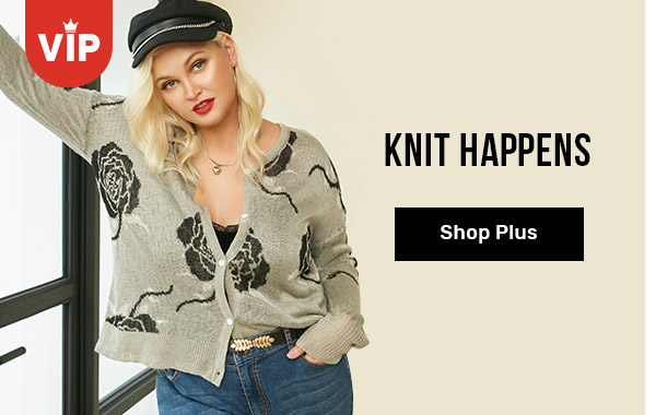 rosegal.com - Up To 50% off on Knit Happens Style Apparels