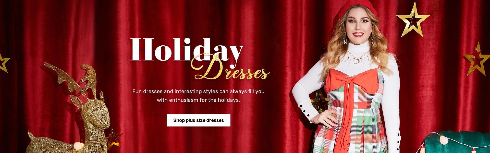rosegal.com - Get Upto 60% Discount on Plus size Dresses