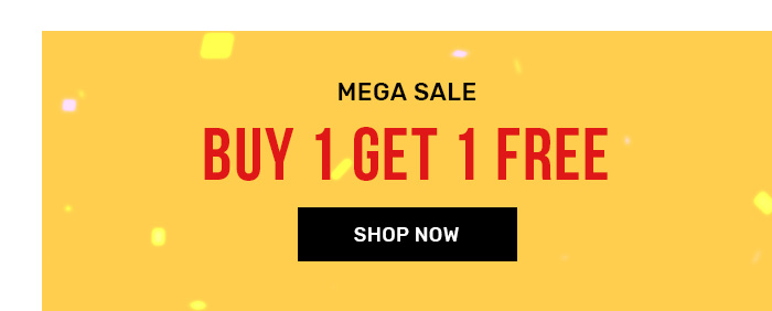 rosegal.com - Mega Sale – Buy 1 Get 1 Free on most products