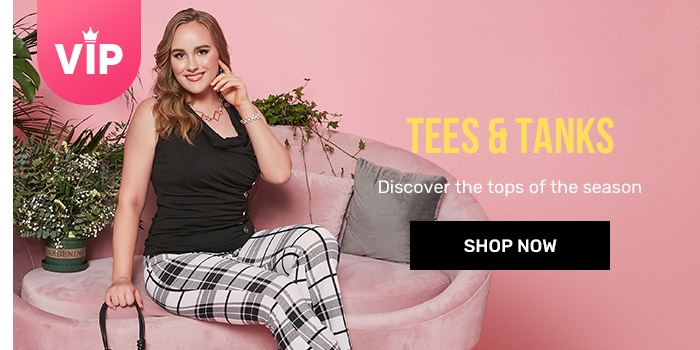 rosegal.com - Women's Tees and Tank starting at just $17.15