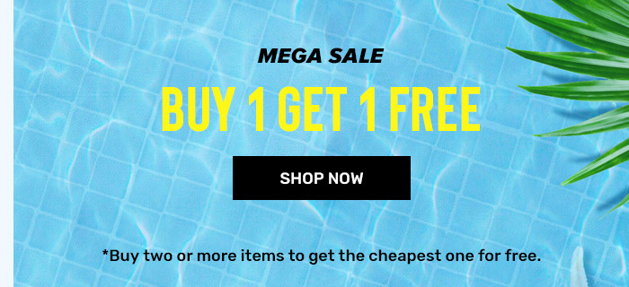 rosegal.com - Mega Sale – Buy 1 Get 1 for Free on Women's Fashion
