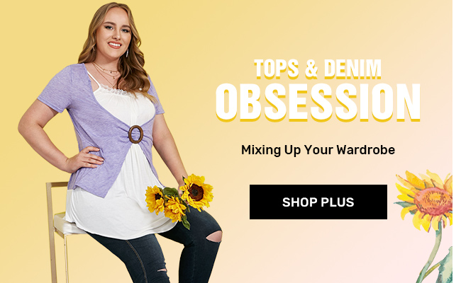 rosegal.com - Women's Plus size Tops and Denim Jeans starting at just $13.99