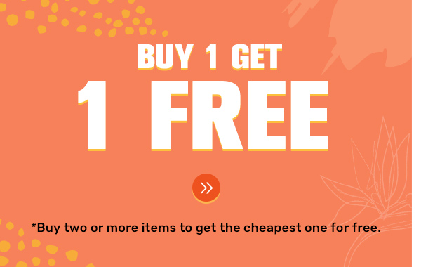 rosegal.com - Buy One Get One for Free on Women's Fashion