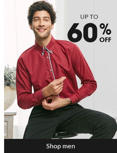 rosegal - Up To 60% Off on Men's Clothing