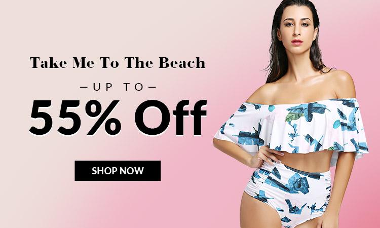 rosegal-Take me to the beach