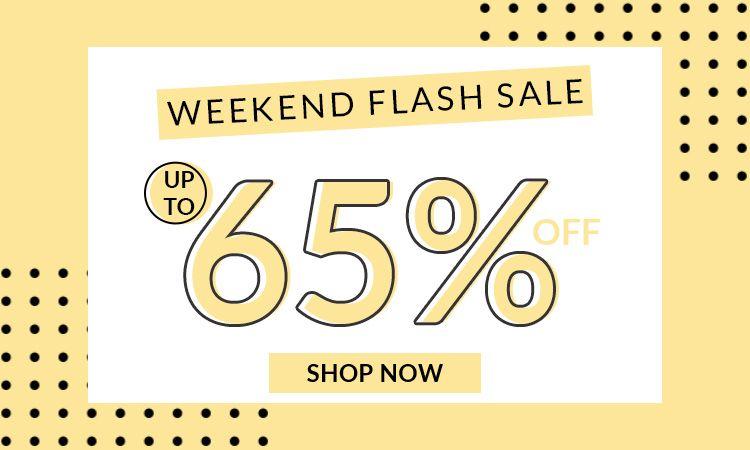 rosegal-Weekend Flash Sale