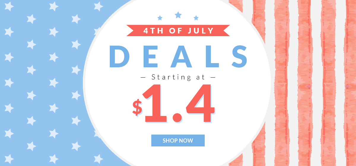 rosegal-July 4th Deals