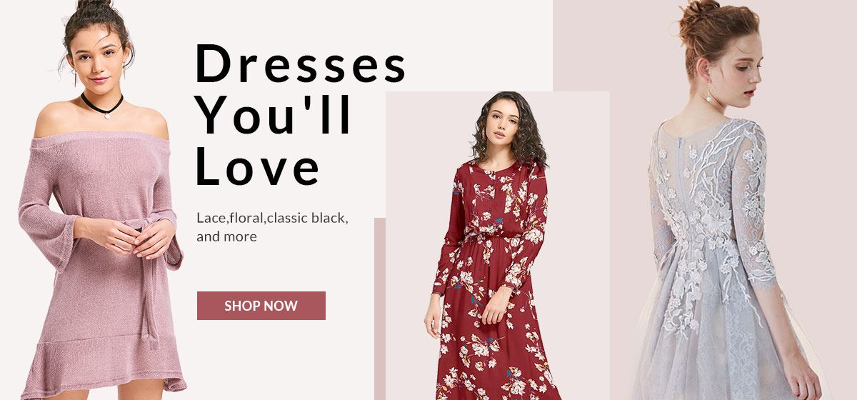 rosegal-Dresses You'll Love