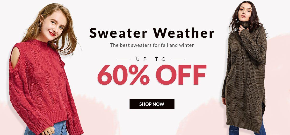rosegal-Sweater Weather