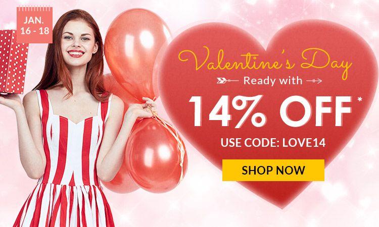 rosegal-Valentines Day