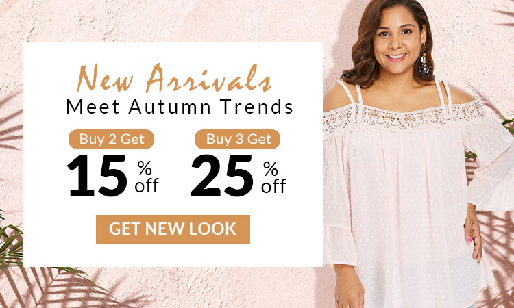rosegal-Meet Autumn Trends