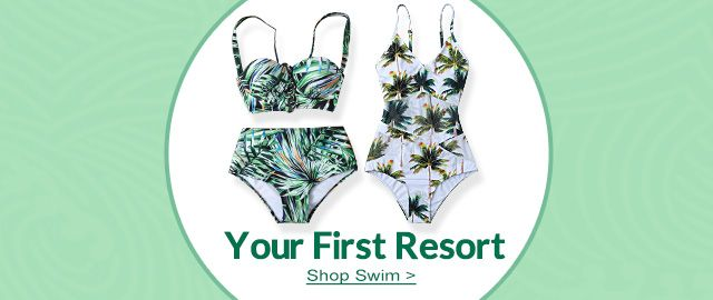 Your First Resort